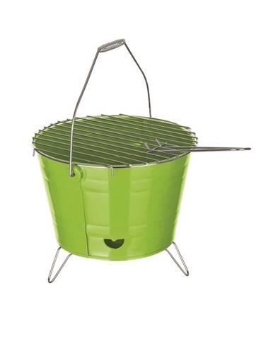 VETRO-PLUS Gril Bucket zelený