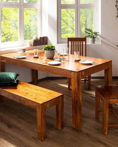 CAMBRIDGE HONEY Jedálenský stôl 120x90 cm, akácia