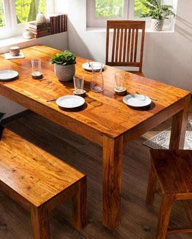 CAMBRIDGE HONEY Jedálenský stôl 180x90 cm, akácia