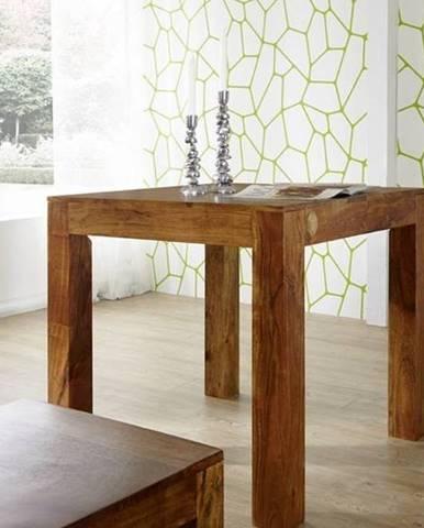 CAMBRIDGE HONEY Jedálenský stôl 80x80 cm, akácia