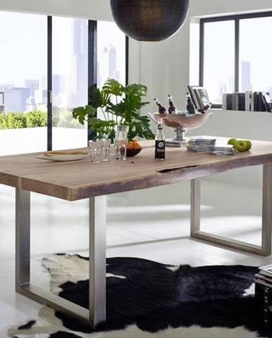 METALL Jedálenský stôl 170x110 cm