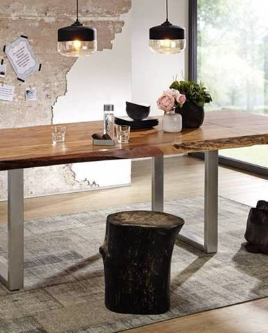 METALL Jedálenský stôl 240