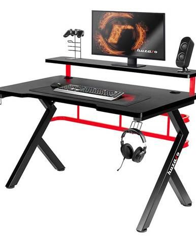 Písací Stôl Pre Hráča  HZ-HERO 5.0 RED