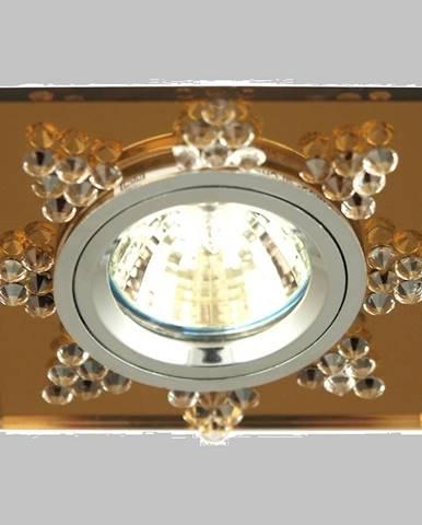 Stropné svietidló SS-20 chróm/siena MR16 2250215