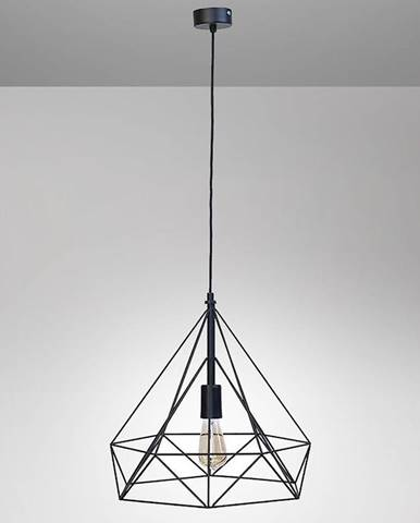 Lampa Szach 2703/Z-B-1 čierna Lw1