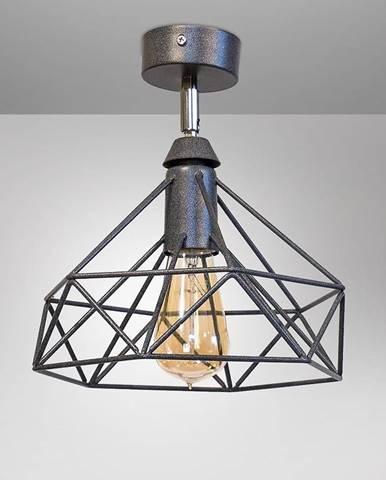Lampa Szach 2710/Z-B-1 čierna Lw1