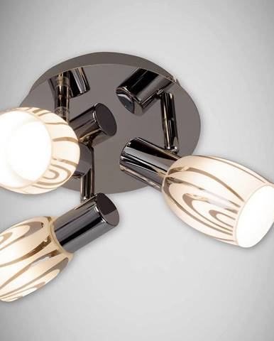 Lampa HL 794N chróm PL3