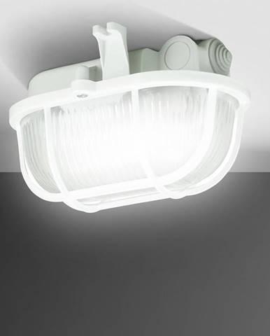 Luster 90046 oválna IP54 60W biela