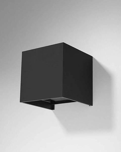 MERKURY MARKET Nástenná lampa Filadelfia BLACK LED