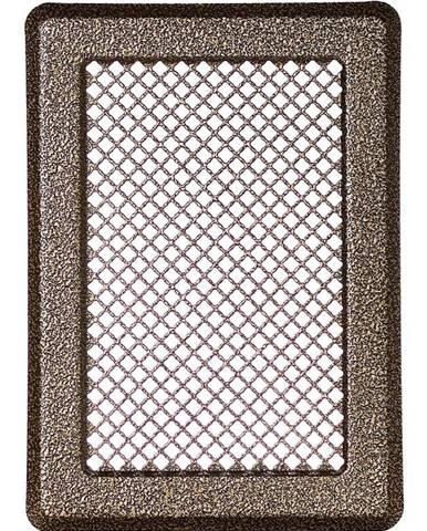 Vetracia mriežka  K3-ML-MI medený rám 175x245
