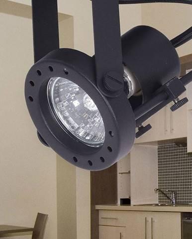Nástenná lampa Medison-1 sandy black LS1