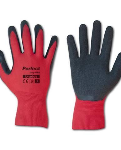 Ochranné rukavice Perfect červené