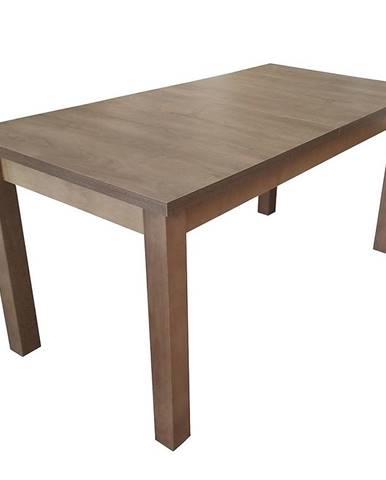 Jedálenský stôl ST28 160x80+40 dub lefkas AA