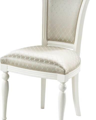 Florencja FL-14 jedálenská stolička béžový vzor (A4 1013)