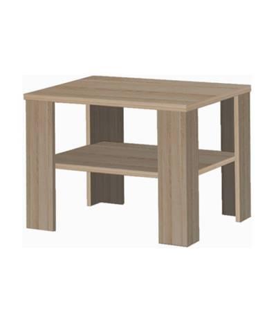 Intersys 21 konferenčný stolík dub sonoma truflový