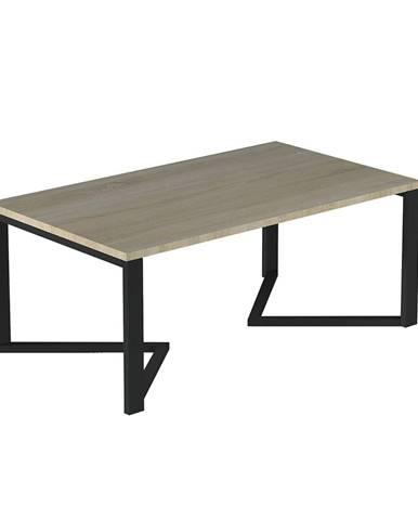Ginzo konferenčný stolík dub sonoma