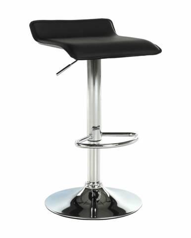 Laria New barová stolička čierna