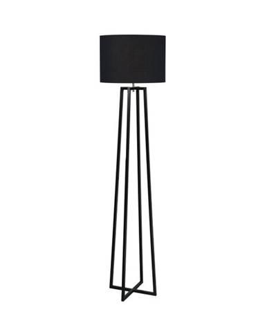 Qenny Typ 17 stojacia lampa čierna