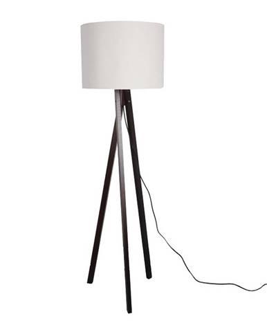 Lila Typ 9 stojacia lampa biela