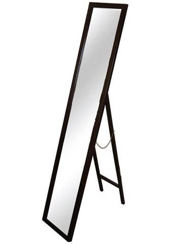 Malkia Typ 4 stojace zrkadlo hnedá