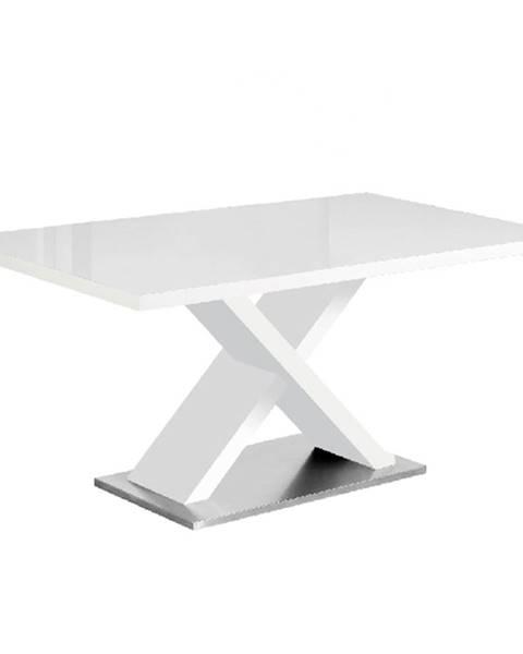 Tempo Kondela Farnel jedálenský stôl biela
