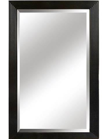 Malkia Typ 1 zrkadlo na stenu čierna
