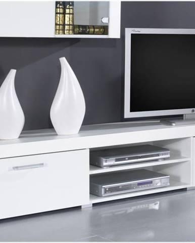 Samba REG8 tv stolík biela