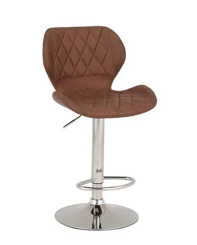 Sofala barová stolička hnedá
