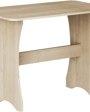ZKU-03 jedálenský stôl sonoma svetlá