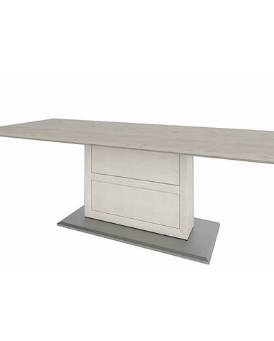 Orentano ST-1800-2200 rozkladací jedálenský stôl pino aurelio