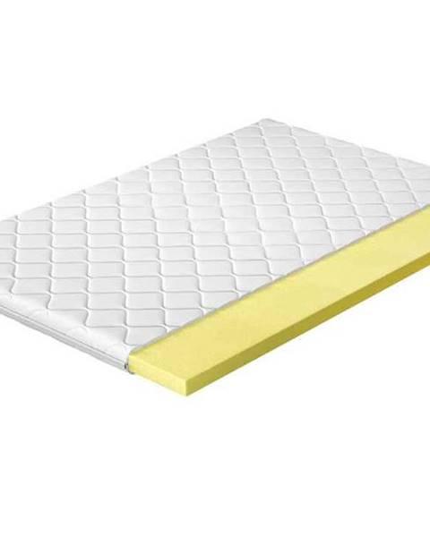 NABBI Vitano 160 obojstranný penový matrac (topper) pamäťová pena