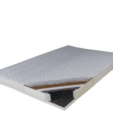 Kokos Medium obojstranný pružinový matrac 140x200 cm pružiny