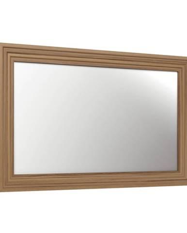 Royal LS zrkadlo na stenu biela sosna nordická