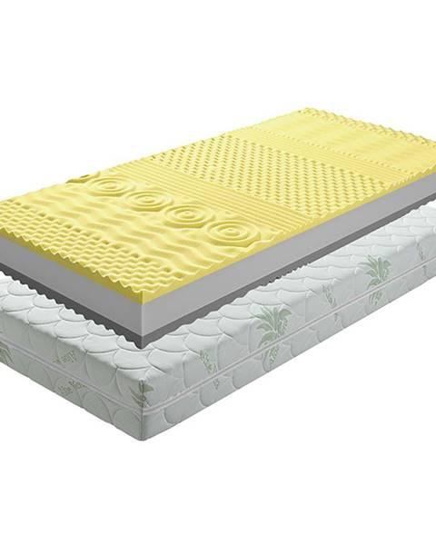 Kondela BE Tempo Visco obojstranný penový matrac 140x200 cm PUR pena