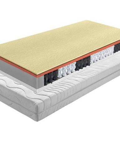 BE Palmea New obojstranný taštičkový matrac 80x200 cm pružiny