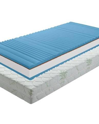 BE Silverhard obojstranný penový matrac 140x200 cm PUR pena