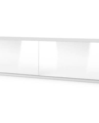 Livo 160S tv stolík biela