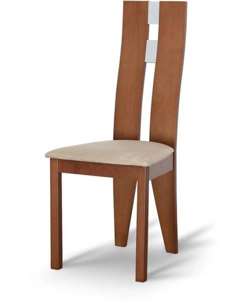 Tempo Kondela Bona jedálenská stolička čerešňa