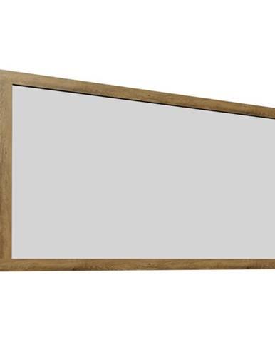 Montana LS zrkadlo na stenu dub lefkas tmavý