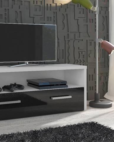 Tirana tv stolík biela
