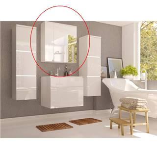 Mason WH 14 kúpeľňová skrinka na stenu so zrkadlom biela