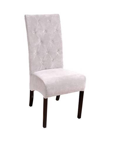 Chesterfield jedálenská stolička wenge