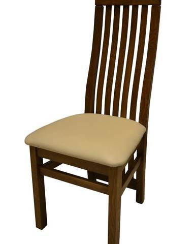 Marzena jedálenská stolička drevo D3