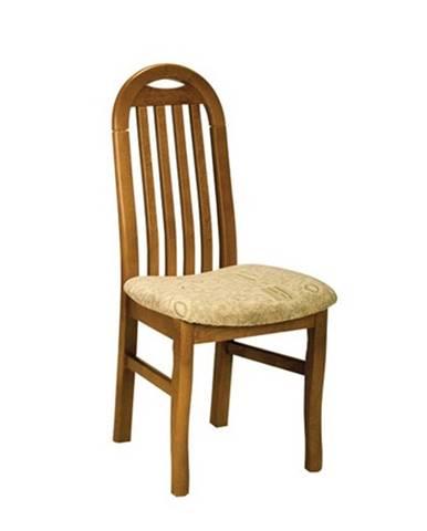 Owal 2 jedálenská stolička drevo D3