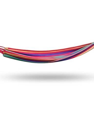 HMK hojdacia sieť 200x80 cm farebné pásy