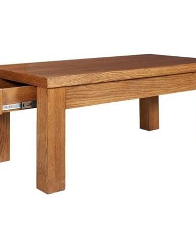 Maja konferenčný stolík drevo D3