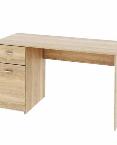Bany pc stôl dub sonoma