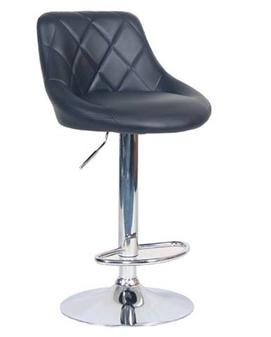 Marid barová stolička čierna