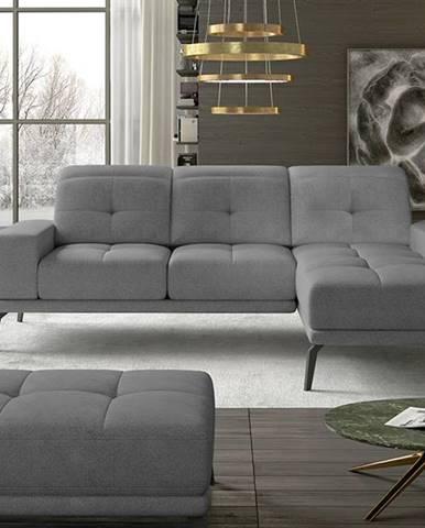 Tirreno P rohová sedačka sivá (Soro 93)
