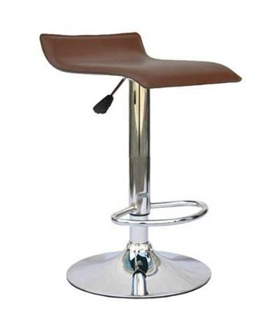 Laria New barová stolička hnedá
